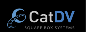 CatDV Top of Sheet Logo