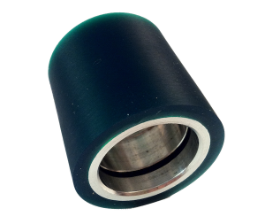 "Green FXSYS 1.5"" x 35mm Particle Transfer Roller (PTR)"