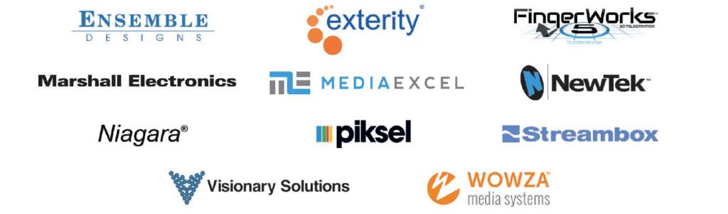 Streaming Media Vendors
