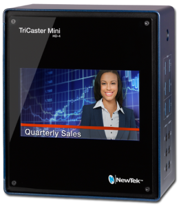 NewTek TriCaster™ Mini HD-4