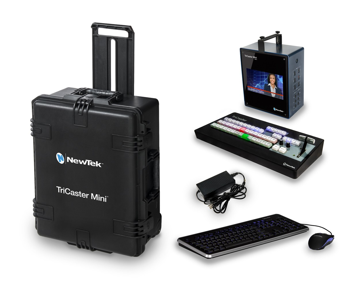 TriCaster™ Mini Travel Bundle